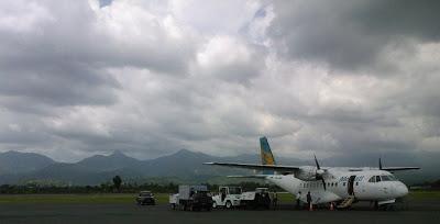 Vanuit Bali naar Lombok vliegen.