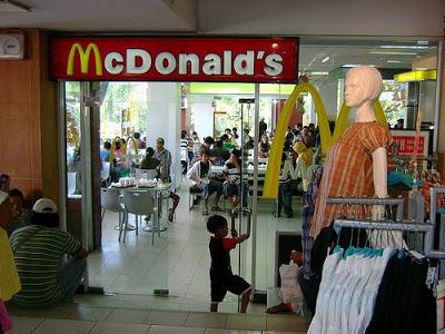 Mc Donalds's Denpasar