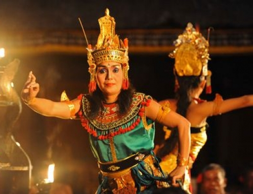 Bali's Famous and Inspiring Kecak Dance Has a Rich and Varied History