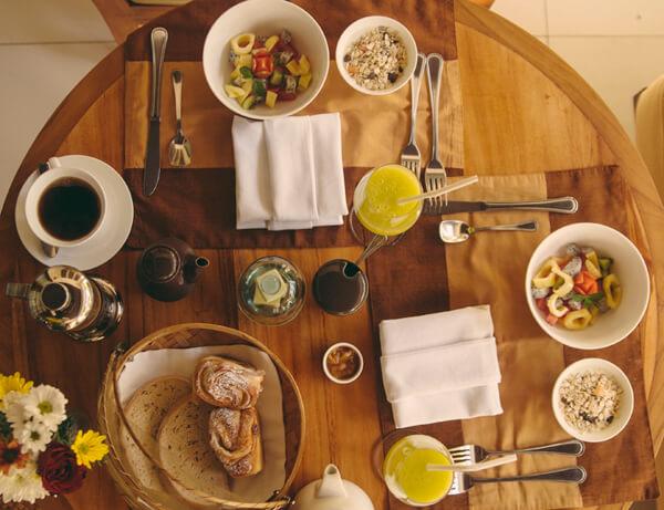 Breakfast - Villa Sabandari