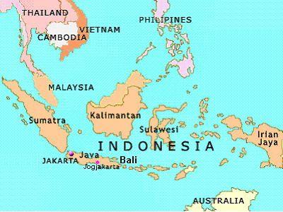 Bali-map