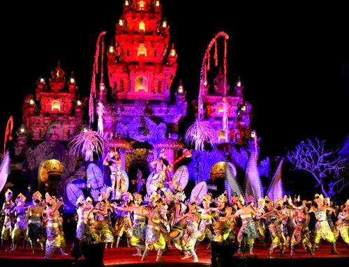 New Balinese Dance Spectacle in Ubud