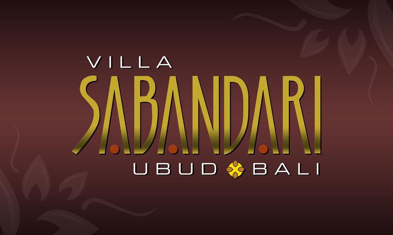 Villa Sabandari Retina Logo